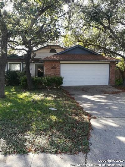 San Antonio Single Family Home New: 7123 Bart Holw