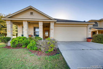 Guadalupe County Single Family Home New: 2105 Alton Loop