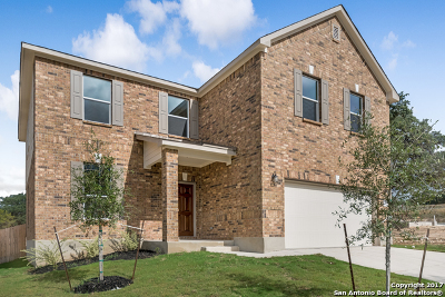 Boerne Single Family Home New: 7517 San Mirienda