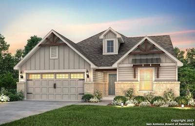 Schertz Single Family Home New: 9158 Curling Post