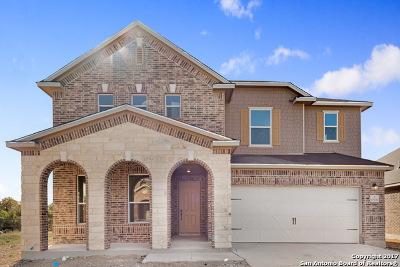 San Antonio Single Family Home New: 11506 Turmoil Curve