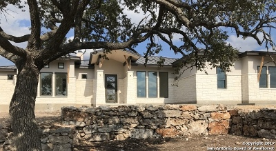 Comal County Single Family Home New: 5918 Keller Rdg