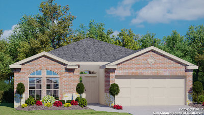 New Braunfels Single Family Home New: 2077 Flintshire Drive