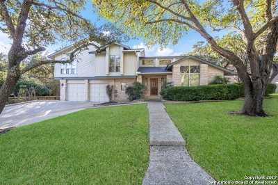 San Antonio Single Family Home New: 13027 Hunters Breeze St