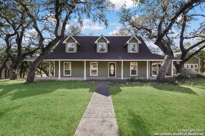Bulverde Single Family Home New: 2370 Casey Rd
