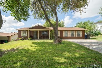 San Antonio Single Family Home New: 9114 Five Forks St