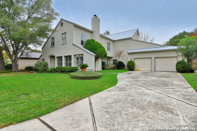 San Antonio Single Family Home New: 80 Granburg Cir