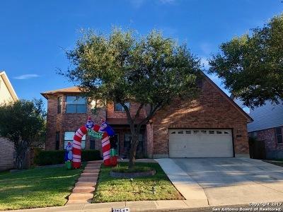 San Antonio Single Family Home New: 2134 Border Mill Dr