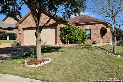 Schertz Single Family Home New: 5745 Ping Way
