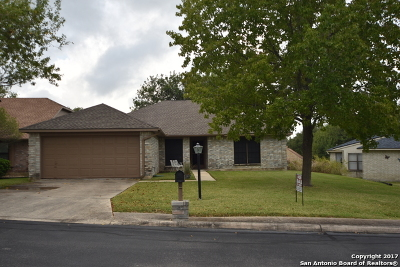 Guadalupe County Single Family Home New: 3808 Hunters Gln