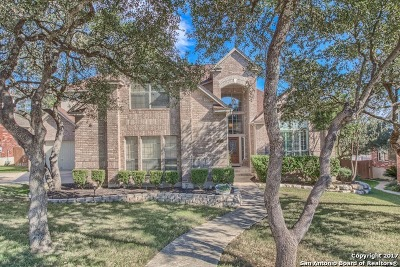 San Antonio TX Single Family Home Sold: $389,900