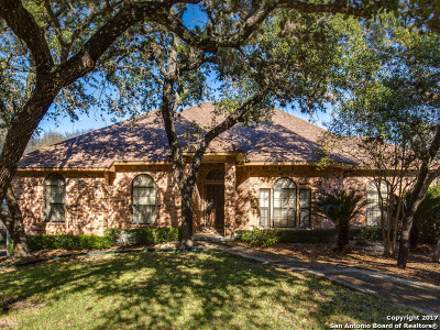 San Antonio Single Family Home New: 1507 Adobe Springs Dr