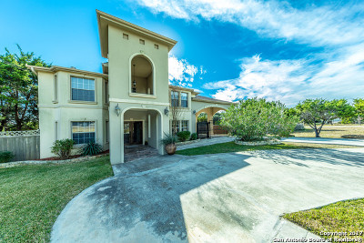 San Antonio Single Family Home New: 102 Slumber Pass