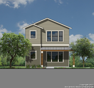 San Antonio Single Family Home New: 1158 Olive St