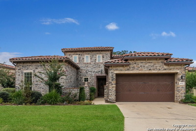 San Antonio Single Family Home New: 4315 Lignoso
