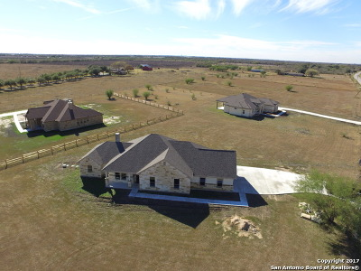Guadalupe County Single Family Home New: 1617 Lower Seguin Rd