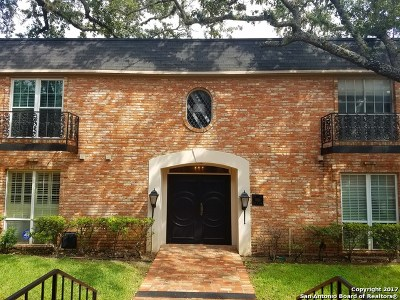 San Antonio Condo/Townhouse Back on Market: 7500 Callaghan Rd #170