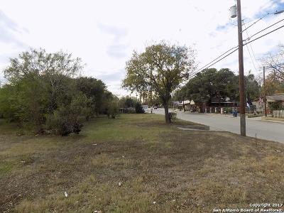 San Antonio Residential Lots & Land New: 1006 Porter St