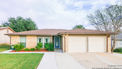 Bexar County Single Family Home New: 810 Tibbits Dr