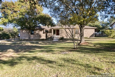 Bexar County Single Family Home New: 3722 Oak Cluster St