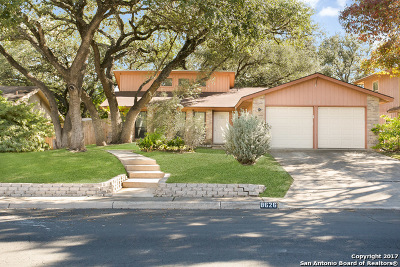 Bexar County Single Family Home New: 8626 Timberwilde St
