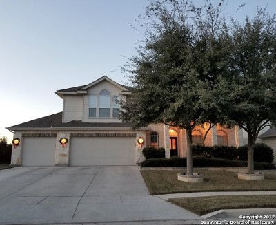 Cibolo Single Family Home Price Change: 706 Bethpage Ct