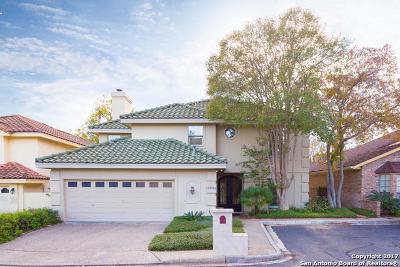 San Antonio Single Family Home New: 13731 Bluff Villas Ct