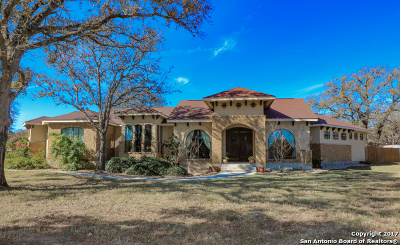 La Vernia Single Family Home New: 100 Vintage Oaks Dr