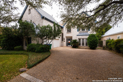 Bexar County Single Family Home New: 8110 Nufy Rdg