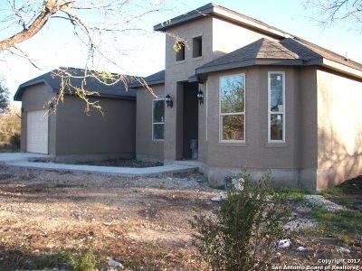 Medina County Single Family Home New: 705 County Road 3822