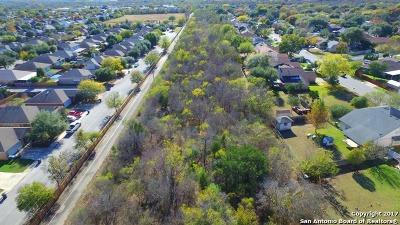 San Antonio Residential Lots & Land Back on Market: 7897 Krueger Moore