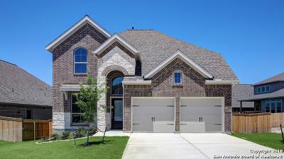 San Antonio Single Family Home New: 2411 Valencia Crest