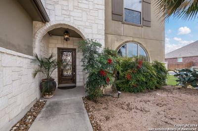 San Antonio Single Family Home New: 12526 Lisianthus