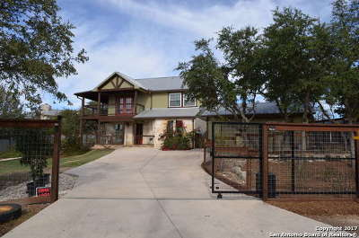 San Antonio Single Family Home New: 9919 Circle Hill Dr