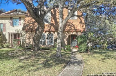 San Antonio Condo/Townhouse Back on Market: 3438 Northmoor St #13 D