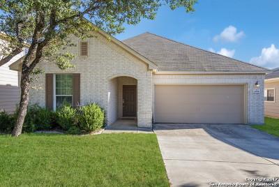 San Antonio Single Family Home Price Change: 4334 Crystal Bay