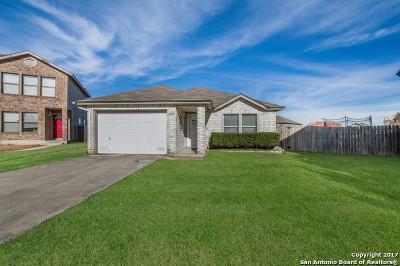 San Antonio Single Family Home New: 9855 Jenson Pt