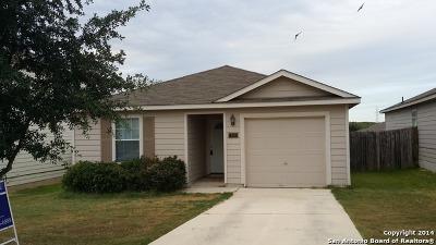 San Antonio Single Family Home New: 11243 Country Cyn