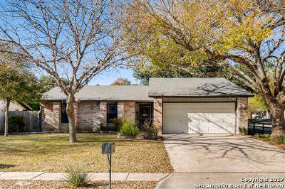 San Antonio Single Family Home New: 5707 Larkdale Dr