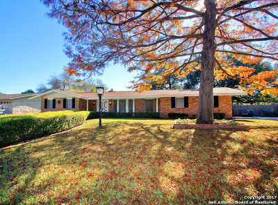Windcrest Single Family Home New: 414 Driftwind Dr