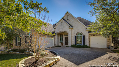 San Antonio Single Family Home New: 402 Flintlock