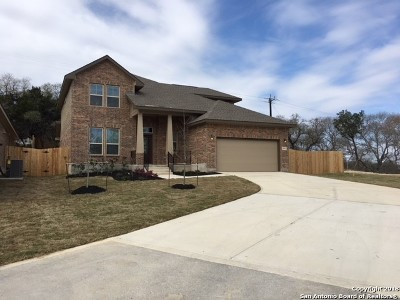 Fair Oaks Ranch Single Family Home For Sale: 29613 Elkhorn Ridge