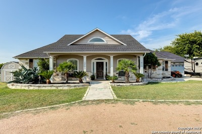 San Antonio Single Family Home New: 12103 Faber Dr
