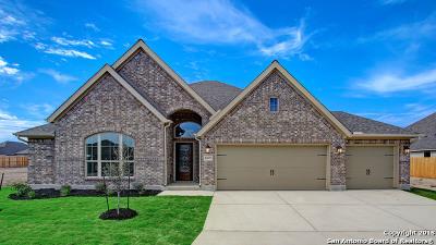 San Antonio Single Family Home Price Change: 8827 Hideout Bend