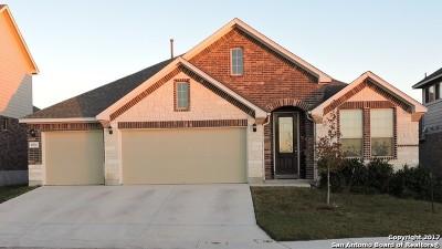 San Antonio Single Family Home New: 8926 High Br