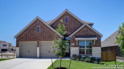 San Antonio Single Family Home New: 14710 Running Wolf