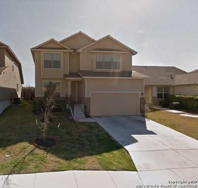 San Antonio Single Family Home New: 4738 Gambels Quail