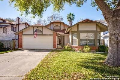 San Antonio Single Family Home New: 15214 Sunset Grv