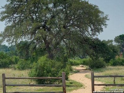 New Braunfels Residential Lots & Land New: 1510 (Lot 1468) Bolognese
