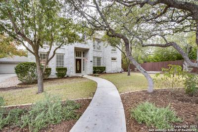 San Antonio Single Family Home New: 8414 Rocky Overlook